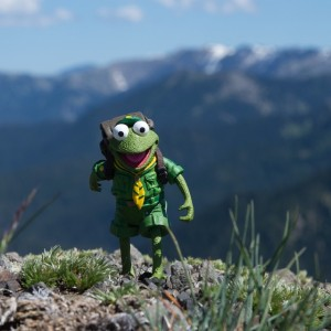 Muppets plus Appalachian Trail equals fun!